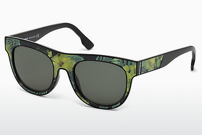 Ophthalmic Glasses Diesel DL0160 95N - Green, Bright