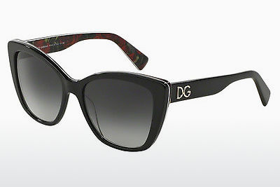 Ophthalmic Glasses Dolce & Gabbana DG4216 29408G - Black, Flowers