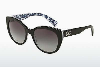 Ophthalmic Glasses Dolce & Gabbana DG4217 29948G - Black, Flowers