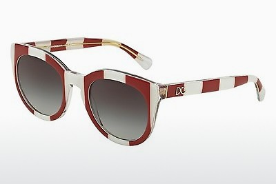 Ophthalmic Glasses Dolce & Gabbana DG4249 30248G - Red, White