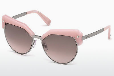 Ophthalmic Glasses Dsquared DQ0254 73F - Pink, Matt, Rosa