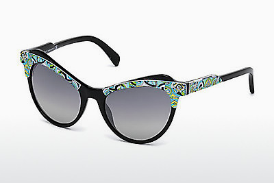 Ophthalmic Glasses Emilio Pucci EP0035 01B - Black, Shiny
