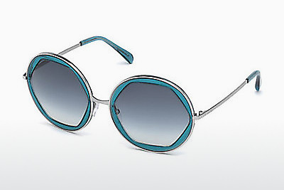 Ophthalmic Glasses Emilio Pucci EP0036 87W - Blue, Turquoise, Shiny