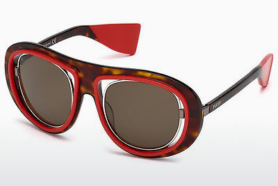 Ophthalmic Glasses Emilio Pucci EP0059 54J - Havanna, Red