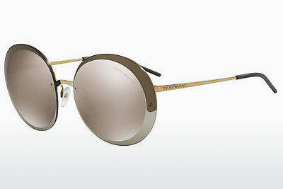 Ophthalmic Glasses Emporio Armani EA2044 31245A - Gold