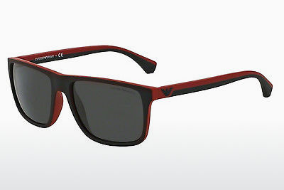 Ophthalmic Glasses Emporio Armani EA4033 532487 - Black, Red
