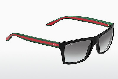 Ophthalmic Glasses Gucci GG 1013/S 51N/PT - Bkgrnred
