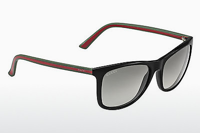 Ophthalmic Glasses Gucci GG 1055/S 51N/VK - Bkgrnred
