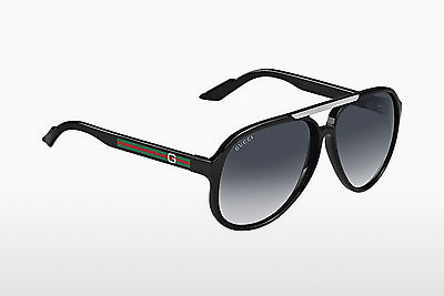 Ophthalmic Glasses Gucci GG 1627/S D28/R6 - Black