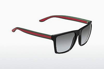 Ophthalmic Glasses Gucci GG 3535/S 51N/PT - Bkgrnred