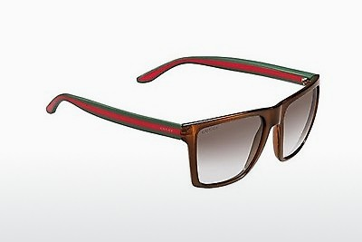 Ophthalmic Glasses Gucci GG 3535/S 5D6/5M - Brown, Green, Red