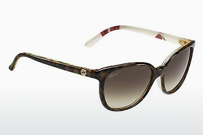 Ophthalmic Glasses Gucci GG 3633/N/S Z99/HA - Havanna, Flowers
