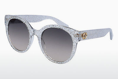 Ophthalmic Glasses Gucci GG0035S 007 - Silver