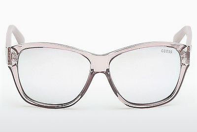 Ophthalmic Glasses Guess GU7412 57B - Horn, Shiny