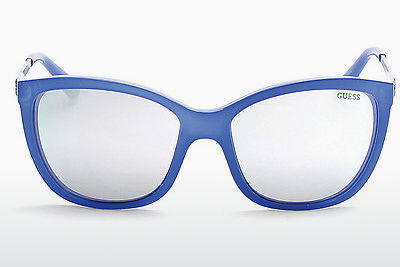 Ophthalmic Glasses Guess GU7444 84C - Blue, Azure, Shiny