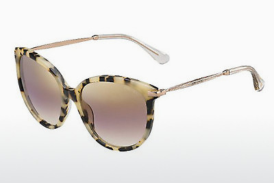 Lunettes de soleil Jimmy Choo IVE/S J96/NH - Havanna, Rose, Or