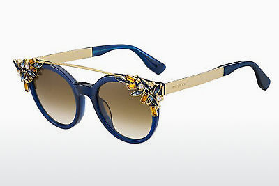Ophthalmic Glasses Jimmy Choo VIVY/S 1UN/6Y - Blue, Gold