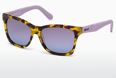 Lunettes de soleil Just Cavalli JC649S 53W - Havanna, Yellow, Blond, Brown