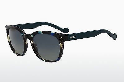 Ophthalmic Glasses Liu Jo LJ672S 311 - Blue, Havanna, Black