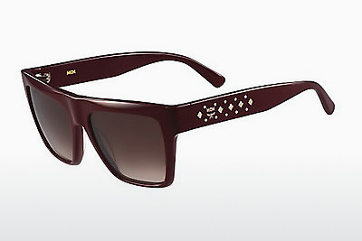 Ophthalmic Glasses MCM MCM601S 604 - Burgundy