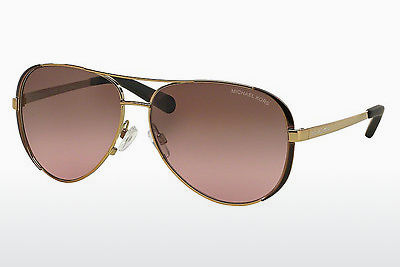 Ophthalmic Glasses Michael Kors CHELSEA (MK5004 101414) - Gold, Brown