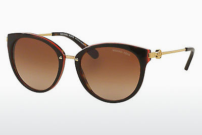 Ophthalmic Glasses Michael Kors ABELA III (MK6040 313013) - Brown, Havanna, Orange