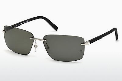 Ophthalmic Glasses Mont Blanc MB465S 16R - Silver, Shiny, Grey