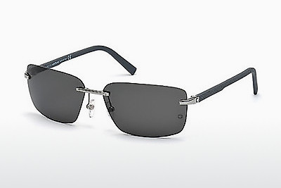 Ophthalmic Glasses Mont Blanc MB465T 14A - Grey, Shiny, Bright