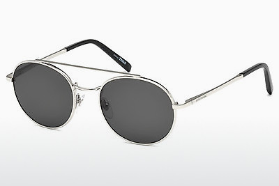 Ophthalmic Glasses Mont Blanc MB604S 16A - Silver, Shiny, Grey