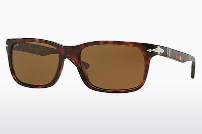 Ophthalmic Glasses Persol PO3048S 24/57 - Brown, Havanna