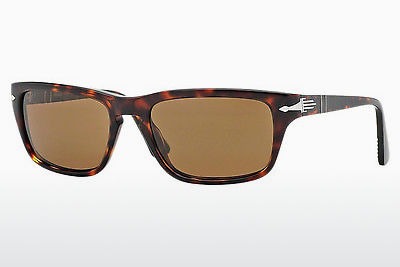 Ophthalmic Glasses Persol PO3074S 24/57 - Brown, Havanna
