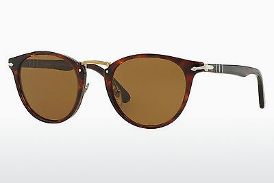 Ophthalmic Glasses Persol PO3108S 24/57 - Brown, Havanna