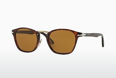 Ophthalmic Glasses Persol PO3110S 24/33 - Brown, Havanna