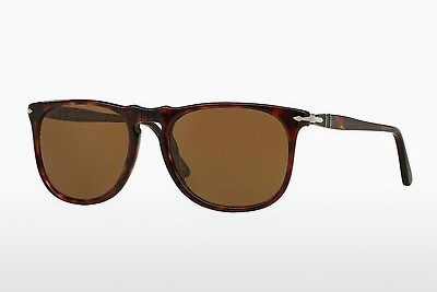 Ophthalmic Glasses Persol PO3113S 24/57 - Brown, Havanna