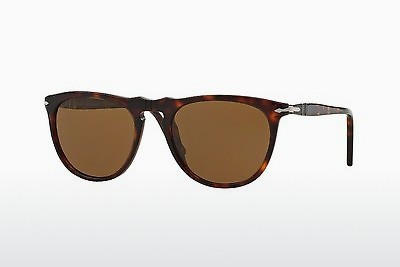 Ophthalmic Glasses Persol PO3114S 24/57 - Brown, Havanna