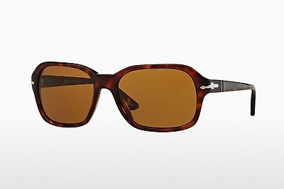 Ophthalmic Glasses Persol PO3136S 24/33 - Brown, Havanna