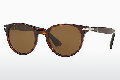 Ophthalmic Glasses Persol PO3151S 24/57 - Brown, Havanna