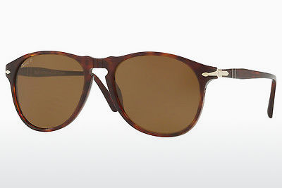 Ophthalmic Glasses Persol PO6649S 24/57 - Brown, Havanna