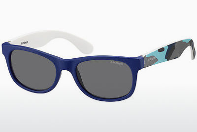 Ophthalmic Glasses Polaroid Kids P0300 T6D/Y2 - Blue