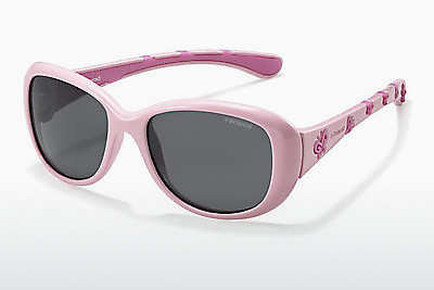 Ophthalmic Glasses Polaroid Kids P0411 55L/Y2 - Rose