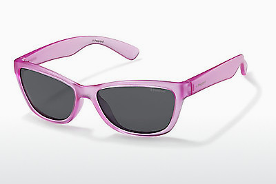 Ophthalmic Glasses Polaroid Kids P0422 5J8/Y2 - Pink