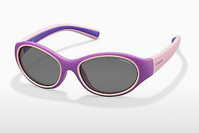 Ophthalmic Glasses Polaroid Kids PLD 8002/S T49/Y2 - Purple, Pink