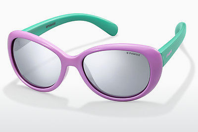 Ophthalmic Glasses Polaroid Kids PLD 8004/S T5F/JB - Purple