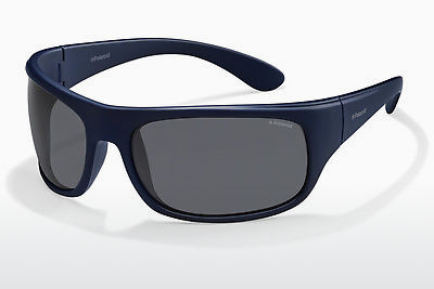 Ophthalmic Glasses Polaroid Sports 07886 SZA/Y2 - Mtdkblue