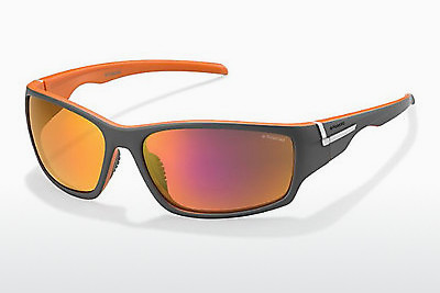 Ophthalmic Glasses Polaroid Sports P7407 OGH/AI - Grey, Orange
