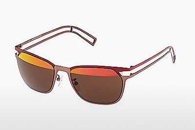 Ophthalmic Glasses Police S8965M SN8H - Brown, Red
