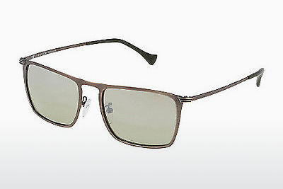 Ophthalmic Glasses Police RIVAL 8 (SPL155 KAAX) - Brown