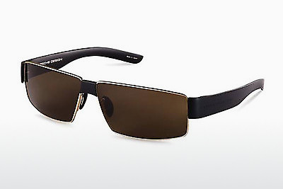 Ophthalmic Glasses Porsche Design P8529 B - Brown, Gold, Black
