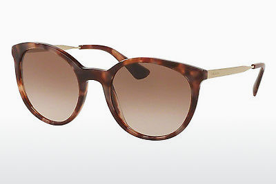 Ophthalmic Glasses Prada CINEMA (PR 17SS UE00A6) - Brown, Havanna, Pink