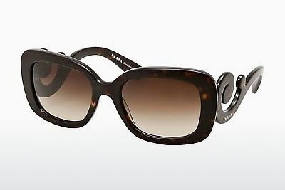 Ophthalmic Glasses Prada MINIMAL BAROQUE (PR 27OS 2AU6S1) - Brown, Havanna